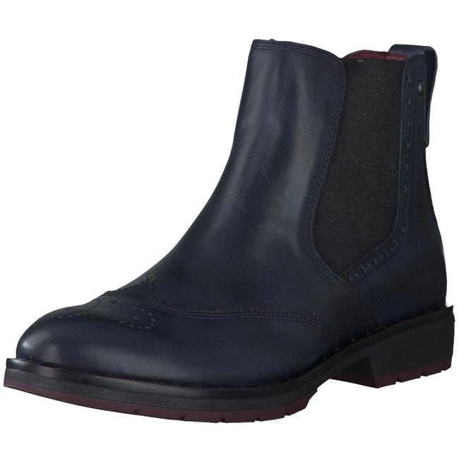 Chelsea-Bootie W2U-8656-Caravaca-Blau Preis-Leistungs-, Chelsea Stiefel von Pikolinos--Gutes Preis-Leistungs-, W2U-8656-Caravaca-Blau es lohnt sich 379581