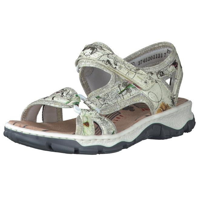 Rieker Sandale Komfort Sandale