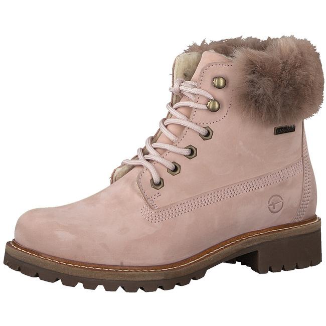 Tamaris Damen Winter Stiefel 26294 Boot weiß