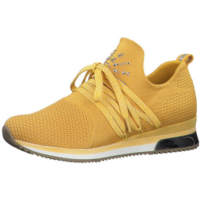 marco tozzi marco tozzi sneaker low gelb
