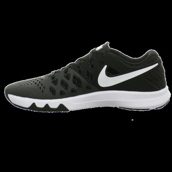 Nike Train Speed 4 Herren Trainingsschuh Fitness schwarz weiß Sneaker Low