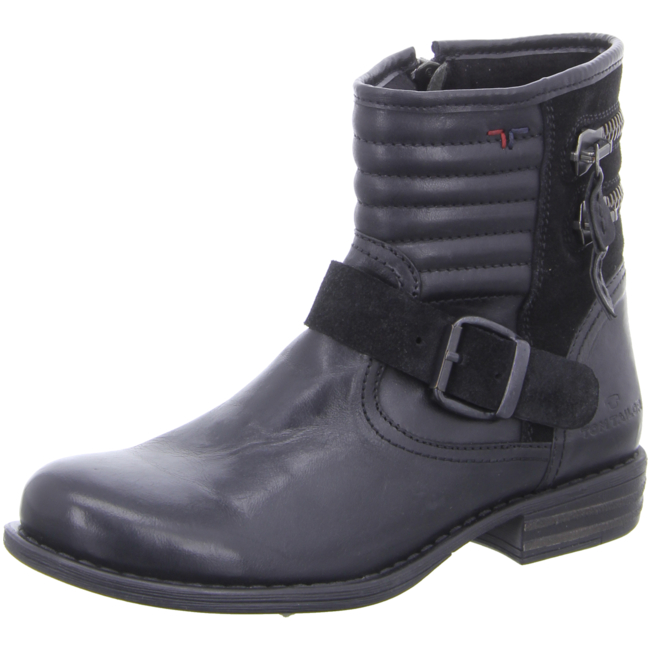 8594201 biker boots von tom tailor. Black Bedroom Furniture Sets. Home Design Ideas